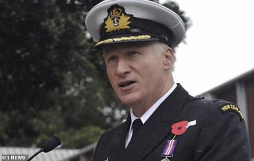 Quan chức quân sự New Zealand hầu toà vì đặt camera quay lén trong nhà vệ sinh  - Ảnh 1