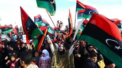 Libya rơi vào tình trạng hỗn loạn - Ảnh 1