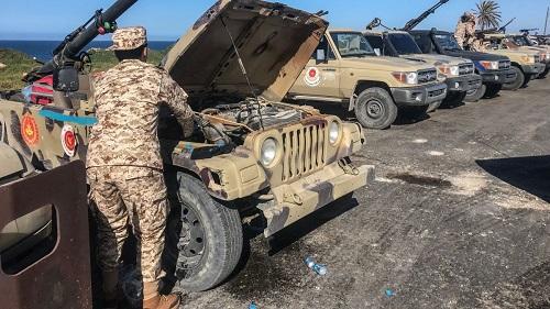 Libya rơi vào tình trạng hỗn loạn - Ảnh 3