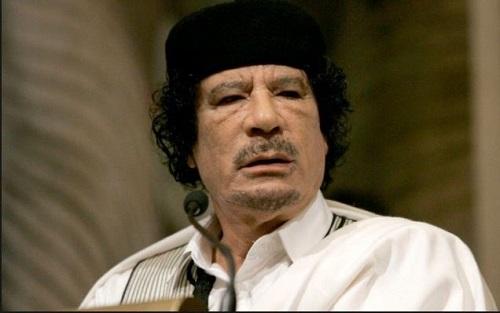 Rộ tin phát hiện kho báu hàng trăm tỷ USD của cố lãnh đạo Libya Muammar Gaddafi - Ảnh 1
