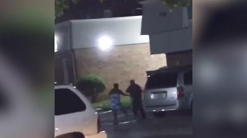 Cảnh sát Mỹ bắn tử vong một phụ nữ, bất chấp tiếng hét 'Tôi có thai' - Ảnh 1