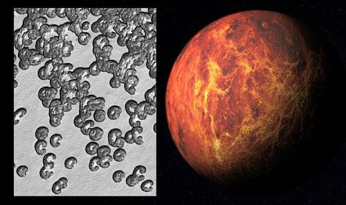 Phát hiện cấu trúc E-SHAPED của người ngoài hành tinh trên sao Hoả - Ảnh 1
