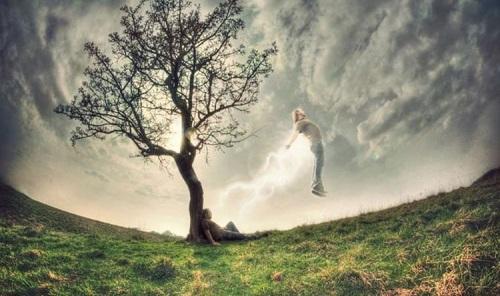 Bí ẩn cuộc sống sau cái chết: Linh hồn con người dịch chuyển đến sa mạc? - ảnh 1