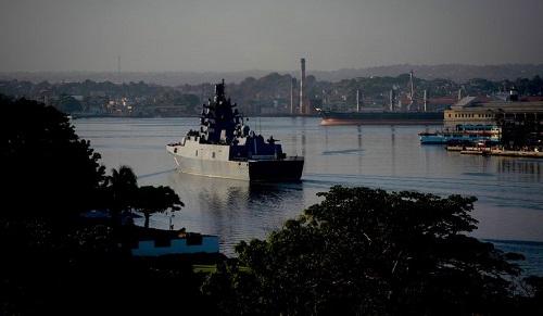 """Tàu khu trục Nga đến """"cửa ngõ"""" khiến Hải quân Mỹ cảnh giác - ảnh 1"""