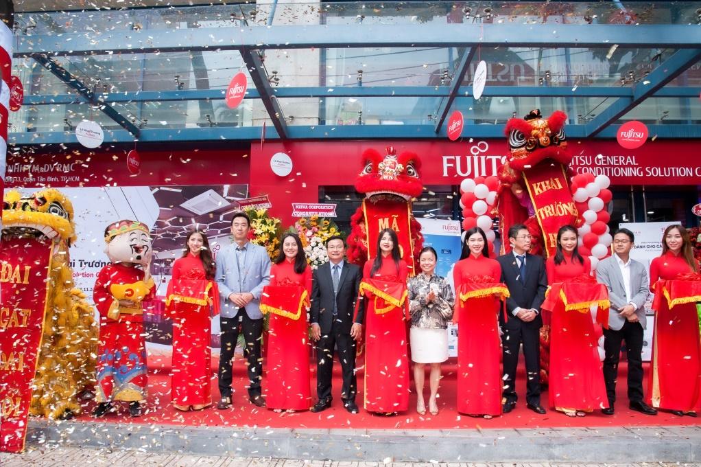 Thương hiệu máy điều hòa Fujitsu chính thức có mặt tại Việt Nam - ảnh 1
