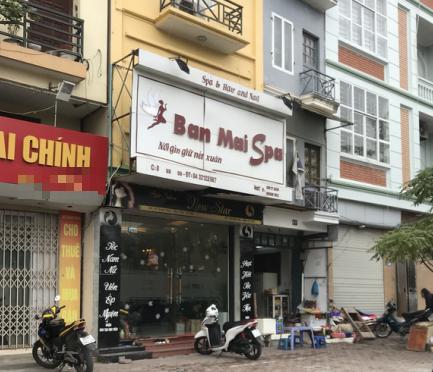 """Cầu Giấy – Hà Nội: Ban Mai Spa có đang """"qua mặt"""" cơ quan chức năng, thực hiện dịch vụ vượt phép? - ảnh 1"""