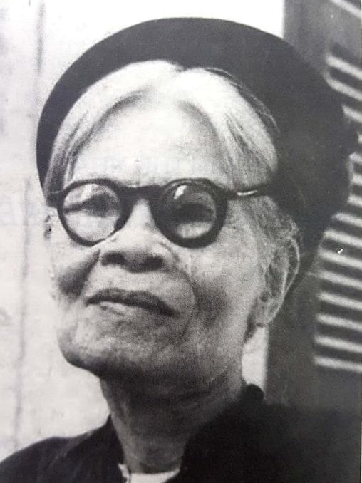 Nữ sĩ Sầm Phố: Mẫu thân của hai nhà trí thức tiêu biểu Việt Nam - Ảnh 2
