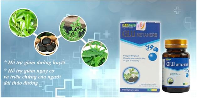 Glue Metaherb - Giải pháp giúp người bệnh tiểu đường phòng ngừa biến chứng - Ảnh 4