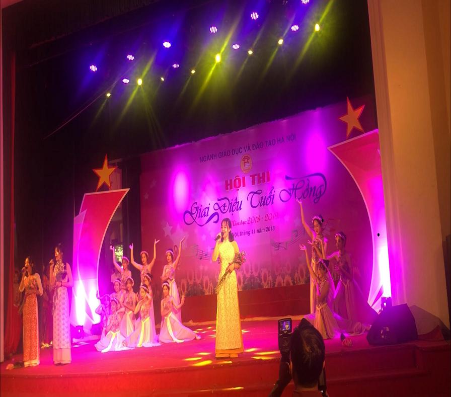 Trường THPT Cao Bá Quát (Gia Lâm- Hà Nội): Vững bước trong sự nghiệp 'trồng người' - Ảnh 3