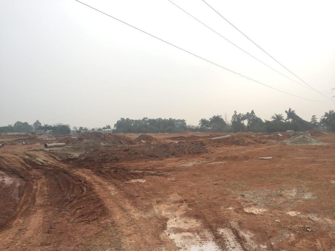 """Khu đô thị Nam Phúc Yên: Rao bán """"bãi đất trống"""", rủi ro chỉ dành cho người mua? - Ảnh 1"""