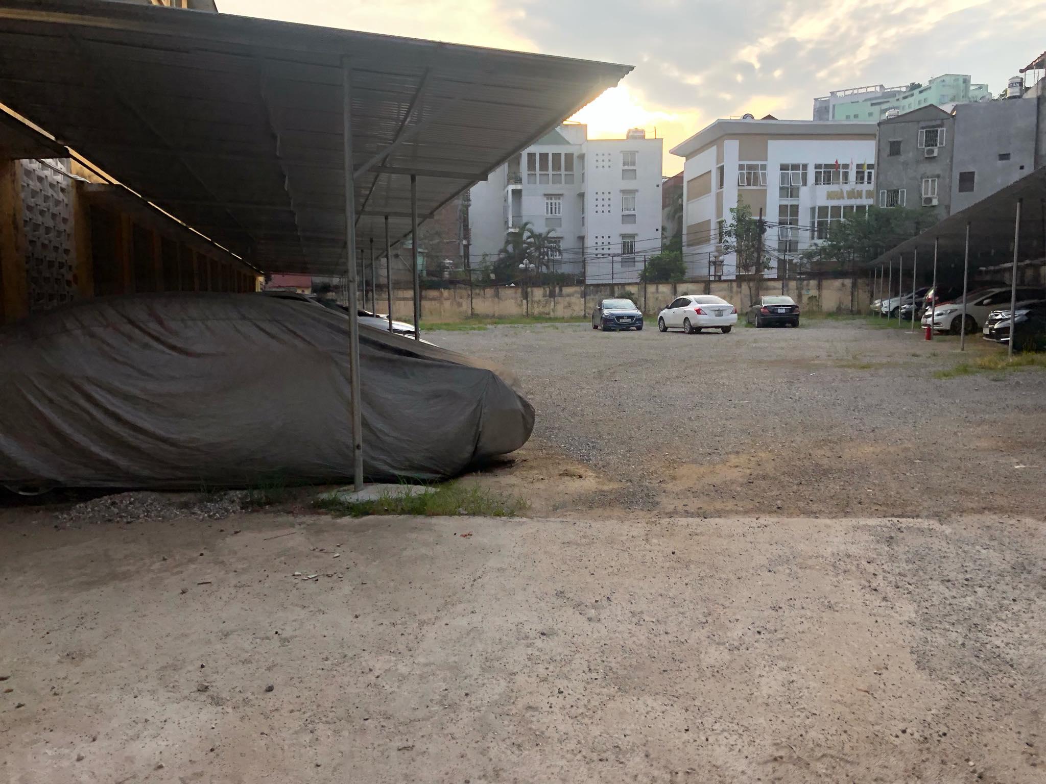 Trường đại học Thủ đô Hà Nội: Sử dụng tài sản công sai mục đích? - ảnh 1