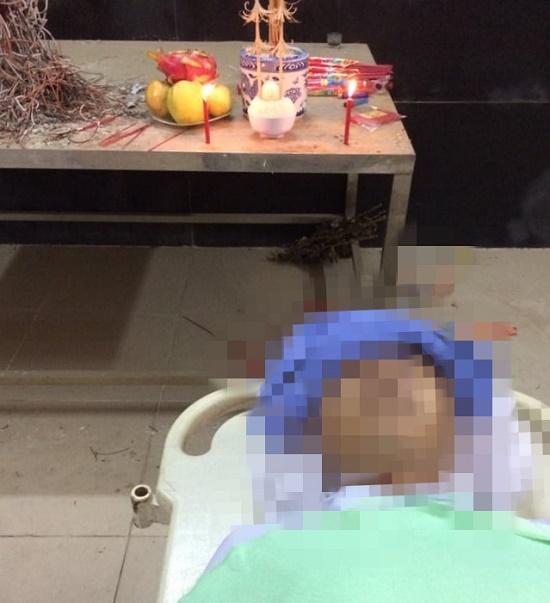 Phú Thọ: Làm rõ cái chết của một người đàn ông sau khi đưa về trụ sở công an - ảnh 1