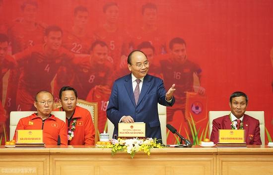 Thủ tướng giải mã kỳ tích của bóng đá Việt Nam - ảnh 1
