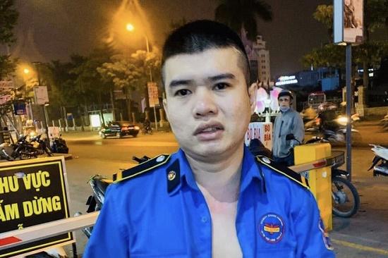 Bảo vệ đánh nữ khách ở trung tâm thương mại Hà Nội: Vừa ra tù, từng sử dụng ma túy - ảnh 1