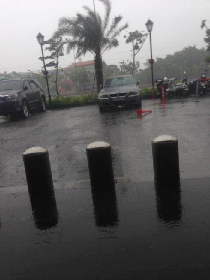 """Sau nhiều ngày nắng nóng, TP. Hồ Chí Minh đón mưa """"vàng"""" giải nhiệt - Ảnh 5"""