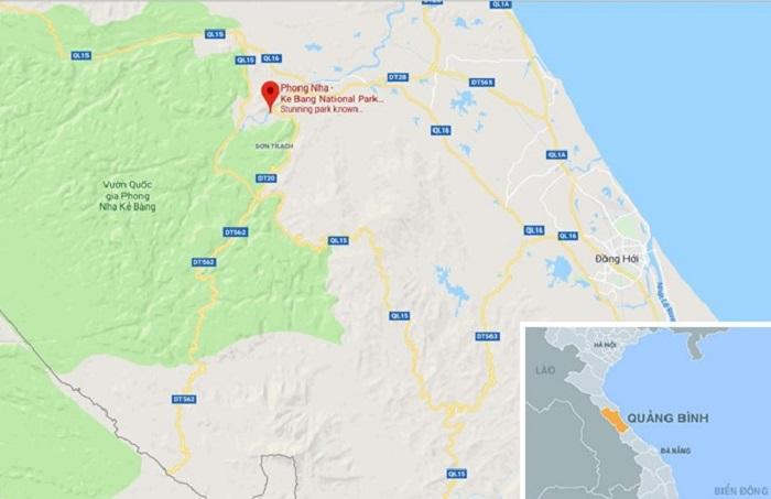 Khởi tố vụ phá rừng nghiêm trọng tại Vườn quốc gia Phong Nha- Kẻ Bàng - Ảnh 1