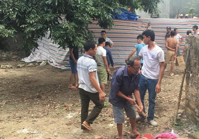 Vụ bác rể sát hại cháu, vùi dưới đống gạch ở Hà Nội: Hàng xóm bàng hoàng khi biết tin - Ảnh 1