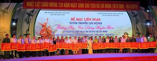 Đường Trường Sơn - đường Hồ Chí Minh là Di tích Quốc gia đặc biệt - Ảnh 2