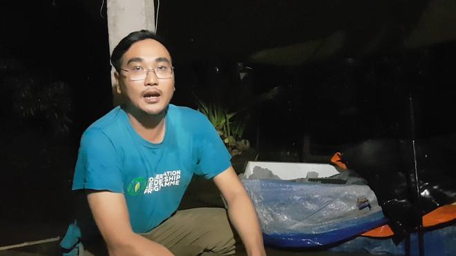 Cá lạ nặng 150kg được bắt trên sông Cổ Chiên là loài đã tuyệt chủng tại Việt Nam - Ảnh 2
