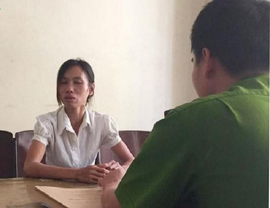 Tạm giữ đối tượng bị nhiễm HIV cắn 3 nữ công an bị thương - ảnh 1
