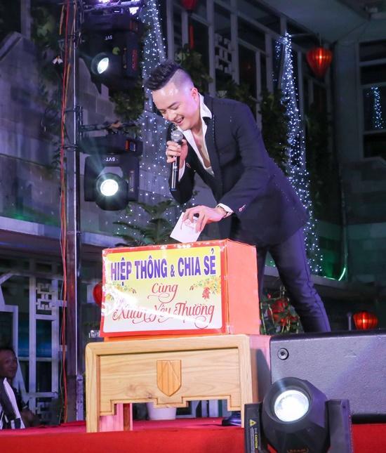 """Hồ Ngọc Hà, Cao Thái Sơn, Trúc Nhân, Ali Hoàng Dương từ chối tất cả show diễn để tham gia đêm nhạc từ thiện """"Xuân yêu thương 7"""" - ảnh 1"""