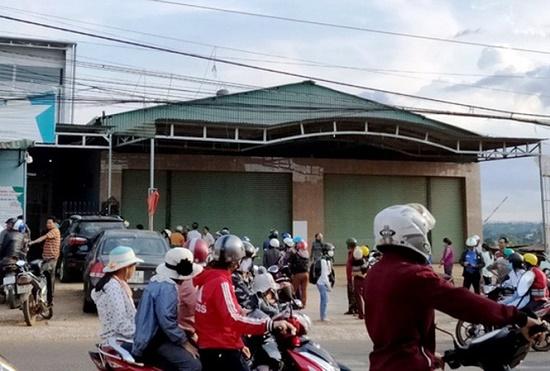 Vụ thi thể cháy đen trong xe bán tải ở Đắk Nông: Trước khi gây án, nghi phạm thường xuyên vắng mặt - ảnh 1