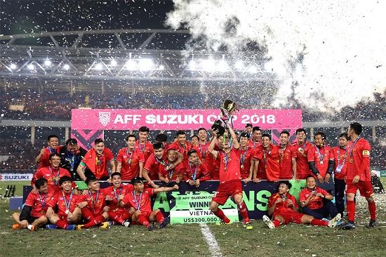 """Báo chí Thái Lan """"mừng ra mặt"""" khi """"né"""" được đội tuyển Việt Nam ở vòng bảng AFF Cup 2020 - ảnh 1"""