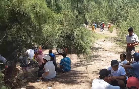 Vụ bé gái 13 tuổi bị sát hại, vùi xác trong rừng phi lao: Công an tìm ra nghi phạm bằng cách nào? - ảnh 1