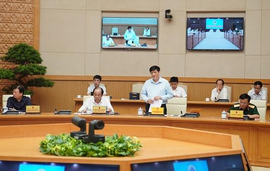 Thủ tướng: Không để dịch bệnh bùng phát, lan rộng ở Đà Nẵng và các địa phương khác - ảnh 1