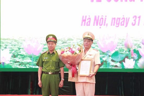 Thiếu tướng Nguyễn Hải Trung giữ chức Giám đốc Công an TP.Hà Nội - ảnh 1