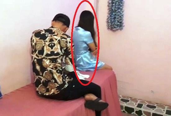 Bị bắt quả tang khỏa thân kích dục cho khách, nữ nhân viên massage khai gì? - ảnh 1