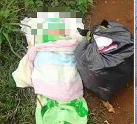 Điều tra vụ bé sơ sinh bị bỏ rơi, tử vong bên trong thùng carton kèm lá thư viết vội - ảnh 1
