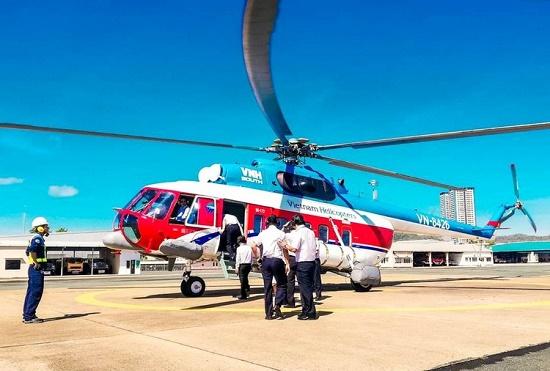 """Đề thi tốt nghiệp THPT 2020 sẽ được """"hộ tống"""" bằng trực thăng đến điểm thi Côn Đảo - ảnh 1"""