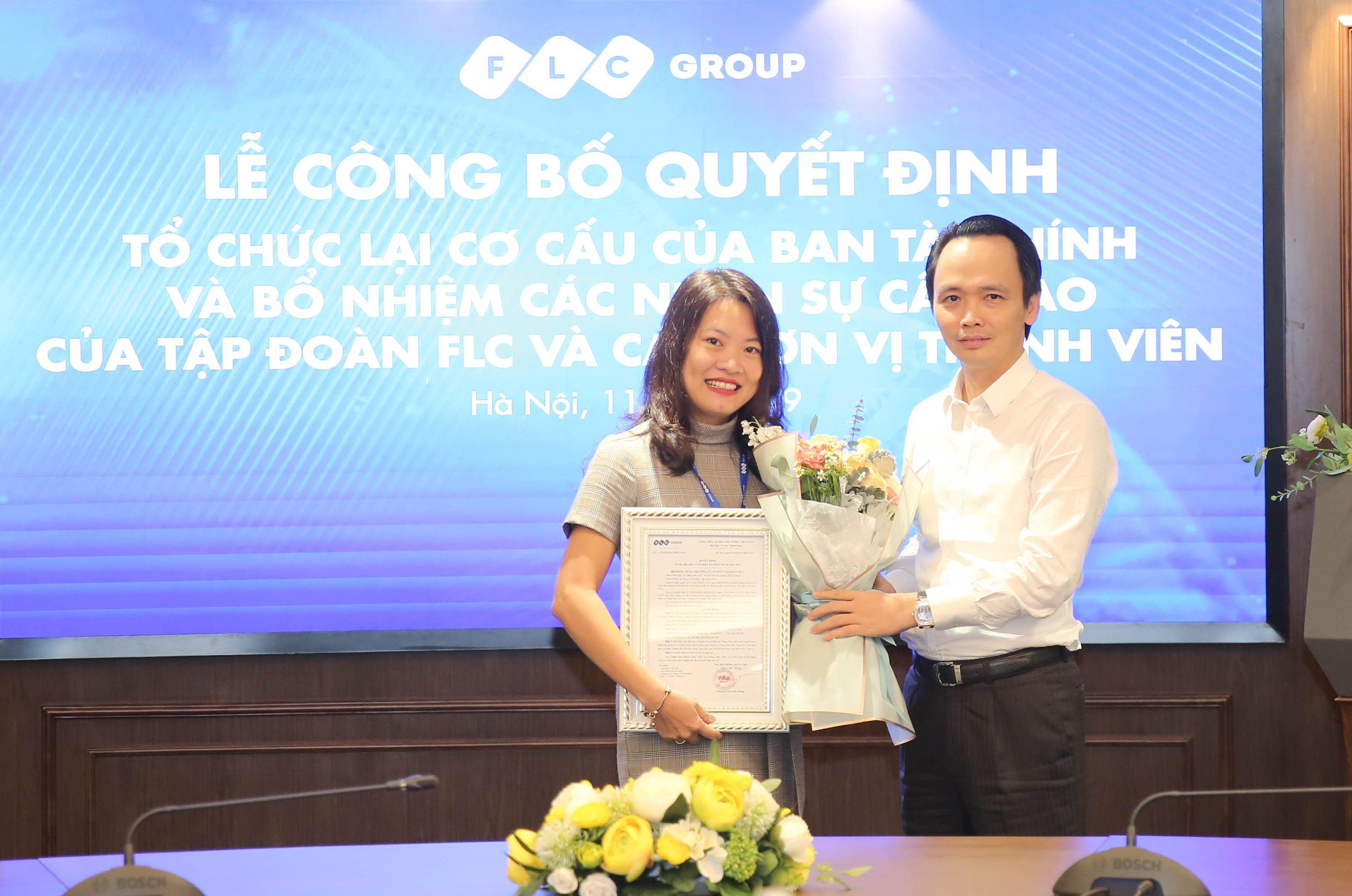 Nhiều nhân sự tài chính, kiểm toán nổi bật tại Việt Nam gia nhập FLC - ảnh 1