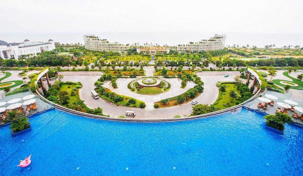 Rời xa phố thị về miền xanh trong lành tại hệ thống quần thể nghỉ dưỡng FLC Hotels & Resorts  - ảnh 1