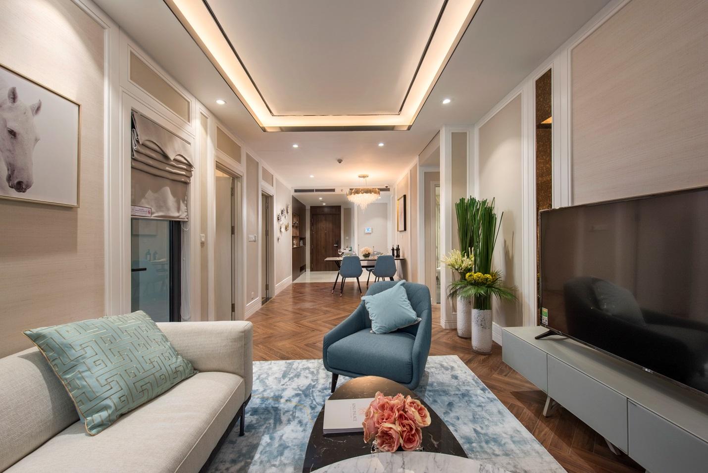 Cuối năm 2019, Hà Nội thiếu hụt trầm trọng nguồn cung căn hộ cao cấp - ảnh 1