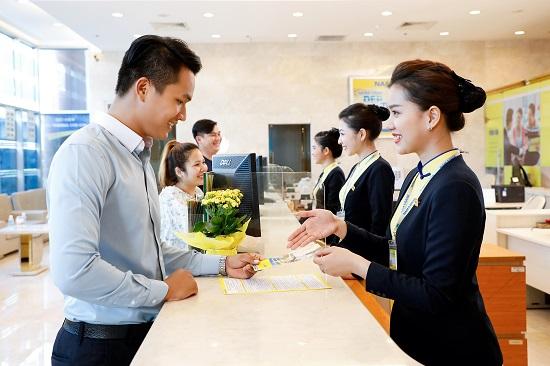 Nam A Bank đạt chuẩn quốc tế Basel II trước hạn  - ảnh 1