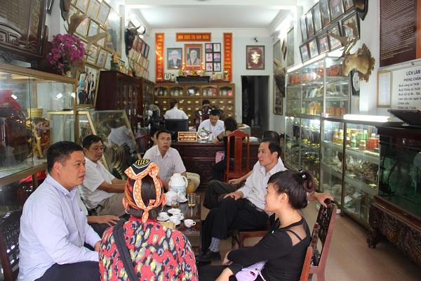 Lào Cai: Nhà thuốc đông y chữa khớp uy tín của lương y Phạm Trọng Hùng - Ảnh 1