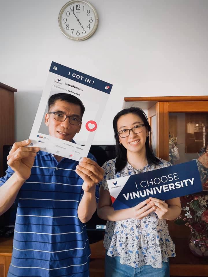 """Nữ sinh Nhật Bản giành học bổng toàn phần với mục tiêu """" phải đến VinUni học ngành Y""""  - ảnh 1"""