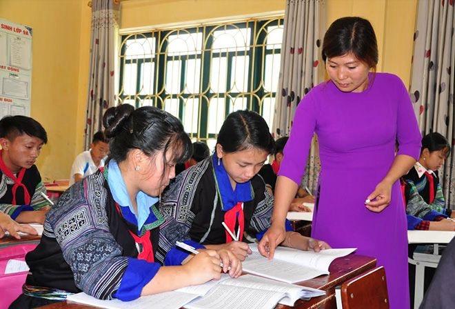 Ghi nhận trong công tác nâng cao chất lượng dạy và học của ngành Giáo dục và Đào tạo Yên Bái  - ảnh 1