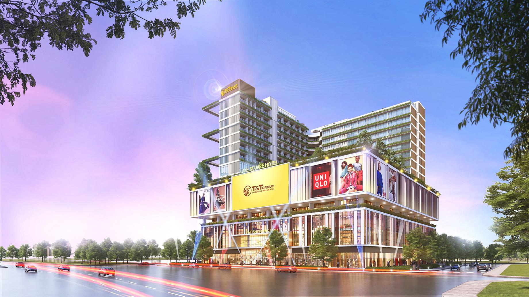 T&T Group khởi công xây dựng Trung tâm thương mại tại trung tâm thành phố Hải Dương  - ảnh 1