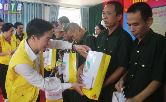 Thái Bình: Chăm lo cho Người có công, gia đình chính sách - ảnh 1