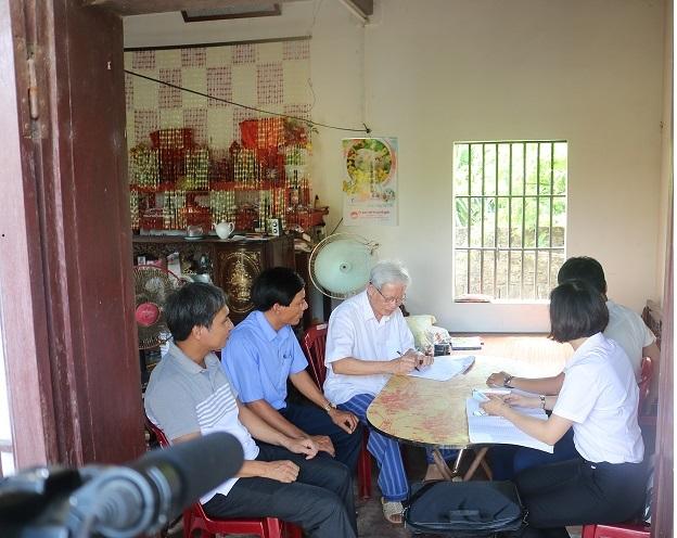 Nam Định thực hiện tốt chính sách hỗ trợ đối với các đối tượng bị ảnh hưởng do dịch Covid -19 - ảnh 1