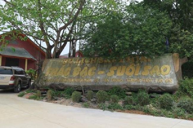 Thạch Thất: Choáng với các công trình xây dựng trái phép trên đất rừng - Ảnh 1
