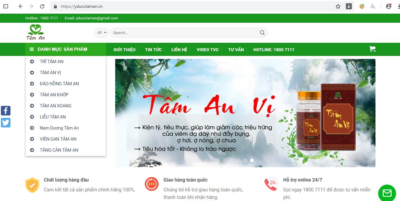 Kỳ 1: Mạo danh bệnh viện Tuệ Tĩnh, lợi dụng hình ảnh GS. Nguyễn Lân Dũng bán TPCN? - ảnh 1