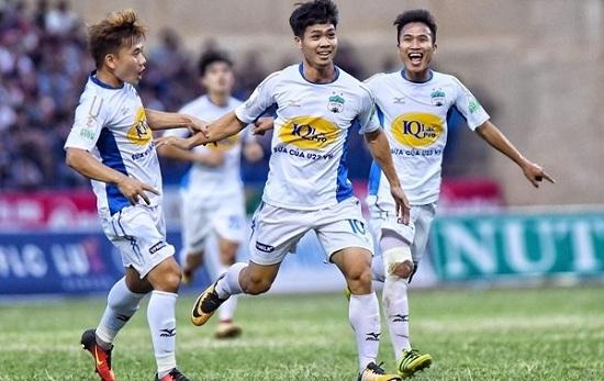 """Vòng 25 V-League 2019: Dàn tuyển thủ ngôi sao HAGL """"dành cả thanh xuân để trụ hạng"""" - ảnh 1"""