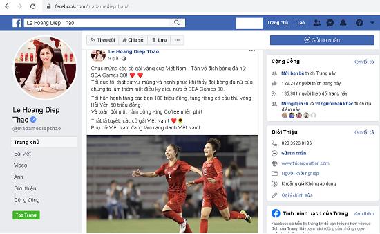 Hậu ly hôn, bà Lê Hoàng Diệp Thảo gia nhập nhóm phụ nữ giàu nhất Việt Nam - ảnh 1