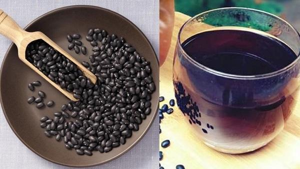 Kết quả hình ảnh cho mẹ bầu uống nước đỗ đen