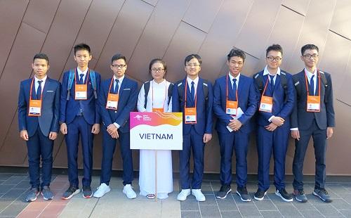 Cả 8 thí sinh đội tuyển Việt Nam dự Olympic Vật lí châu Á đều đoạt giải - Ảnh 1