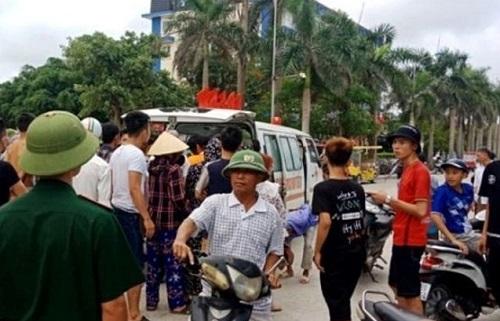 Thanh Hoá: Cụ ông 80 tuổi đuối nước khi đi tắm biển Hải Tiến - Ảnh 1